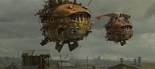 Ilustraciones de fantasia del futuro.