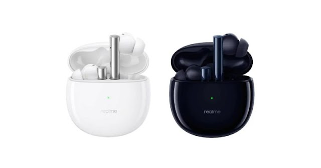 Realme Buds Air 2 Wireless Earphones with Stunning Features and Long Battery Life