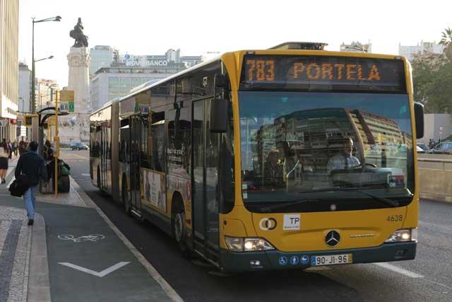 783 Lisbon bus