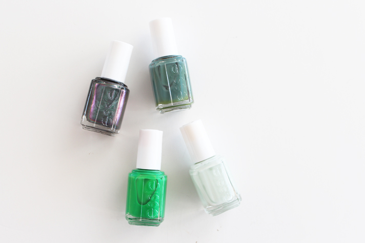 MY ESSIE NAIL POLISH COLLECTION - CassandraMyee
