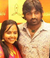 Vijay Sethupathi Family Wife Parents children's Marriage Photos