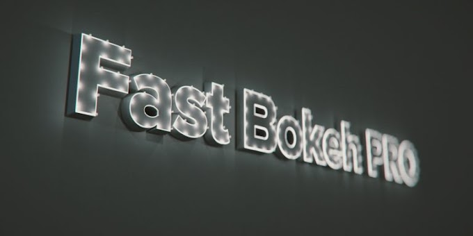 Rowbyte Fast Bokeh Pro v1.4.2 Full Version for After Effects Free Download