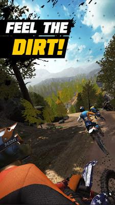 تحميل لعبة  Dirt Bike Unchained APK النسخة المهكرة للاجهزة الاندرويد