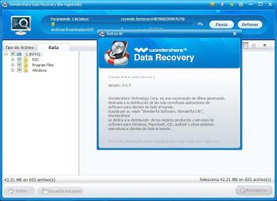 Download Wondershare Recoverit 8.2.4.3 + Crack 2020