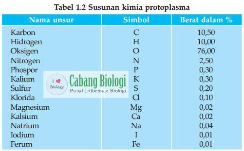 Membran Plasma dan Organel