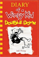 Book cover image of Diary of a wimpy kid: Double Down