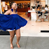 Pictures of Hulisani Ravele in Hollywood!