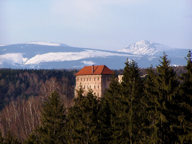 hrad Pecka