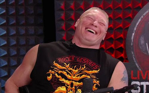 Reason Behind Brock Lesnar didn't Appear on Raw?