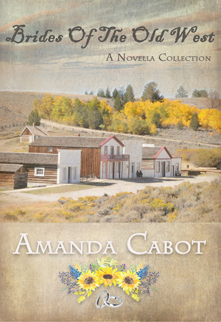 First cover -- Brides of the Old West