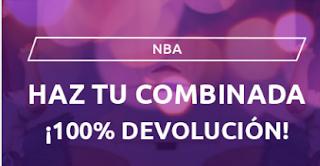 mondobets promocion combinada NBA hasta 26-7-2020