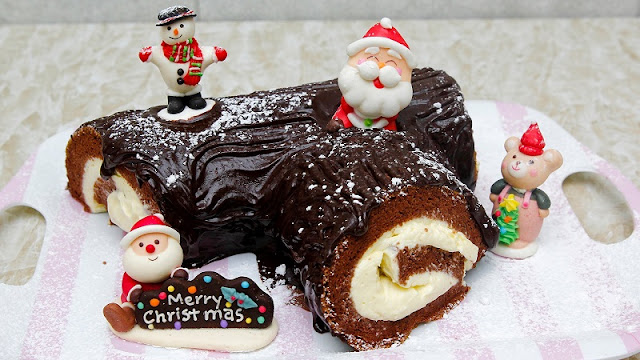 Top 6 Christmas cakes extremely attactive 1