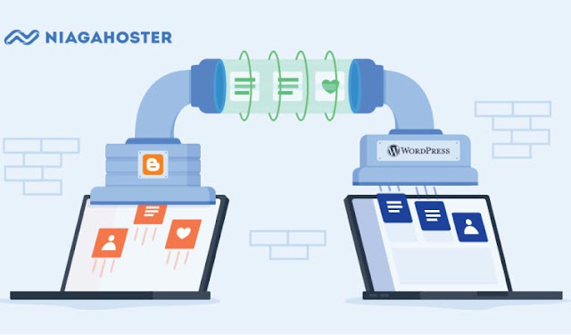 Kamu Tim Mana? Pilih Blogger atau Wordpress