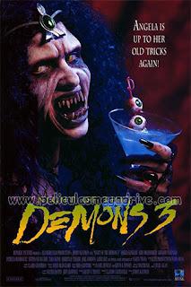 La Noche De Los Demonios 3 (1997) [Castellano-Ingles] [Hazroah]