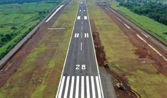 Bandara JB Soedirman Purbalingga Hampir Rampung, Lebaran Siap Beroperasi
