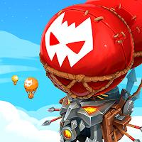 Wild TD: Tower Defense in Fantasy Sky Kingdom Mod Apk