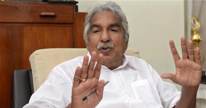 The government carries the poor for profit; Oommen Chandy Against Non-Payment of Beverages Outlet,www.thekeralatimes.com
