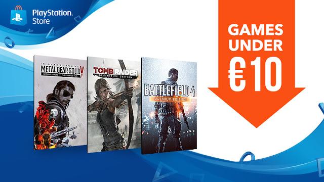 تفاصيل تحديث متجر PlayStation Store و عروض تخفيضات رهيبة تنطلق