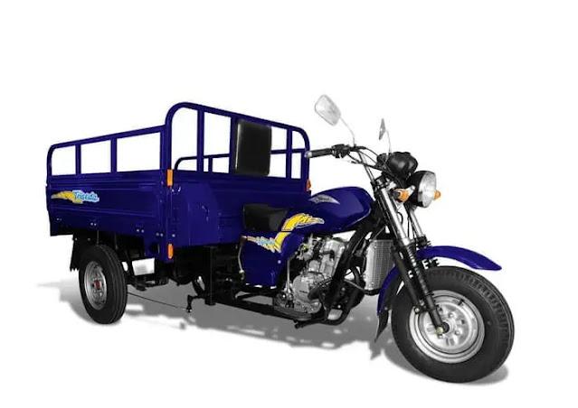 Kaisar Triseda RX Motor Roda 3 yang Paling Bagus Untuk Aktivitas Anda