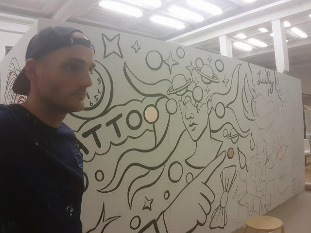 Art Truc Troc 2018 Ben Heine Bozar