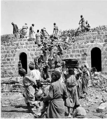 Fotografías antiguas de Palestina