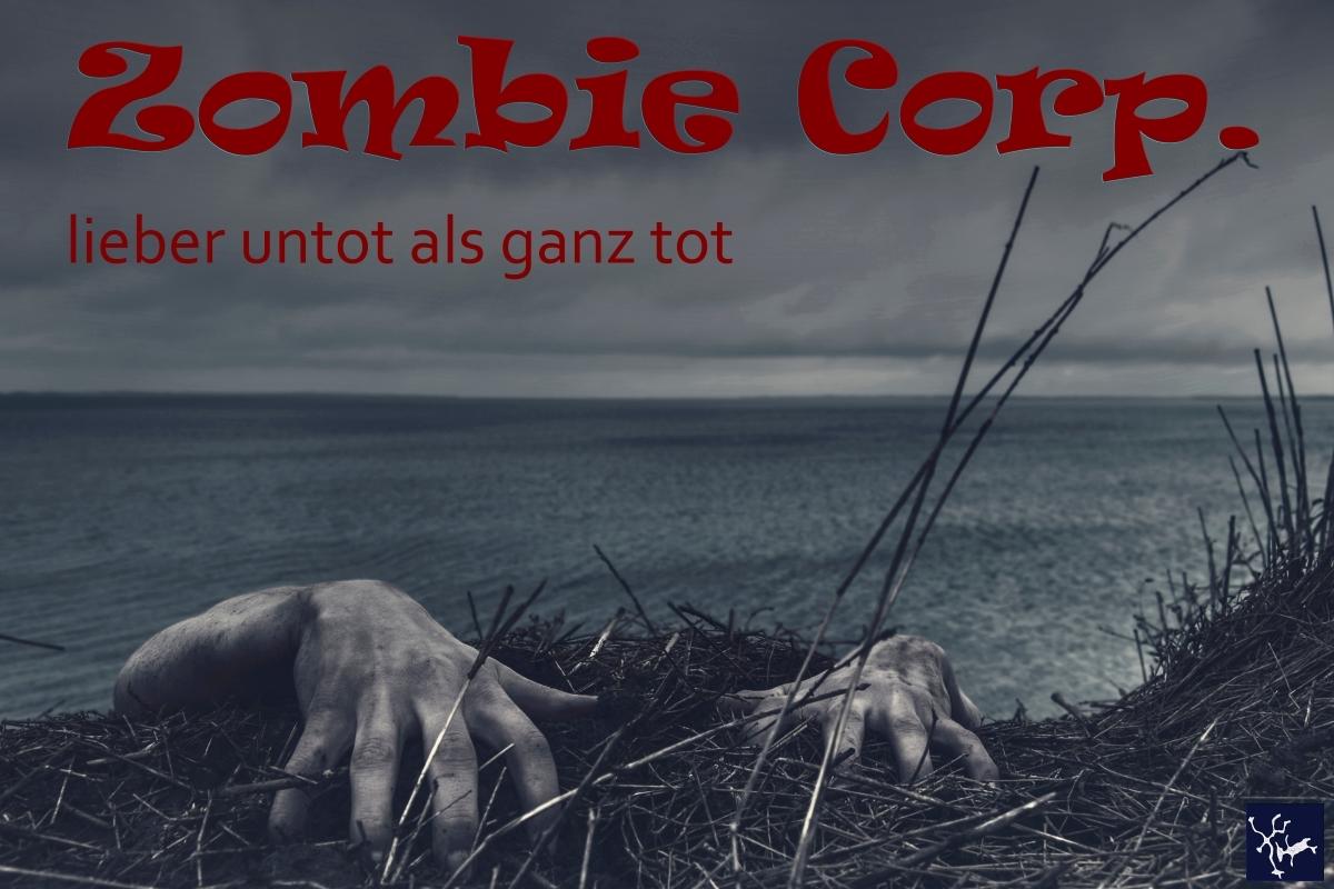 Zombie, Film, Komödie, Horror, Humor, Grusel, Medien, TV, Satire, Autor, Exposé, Drehbuch