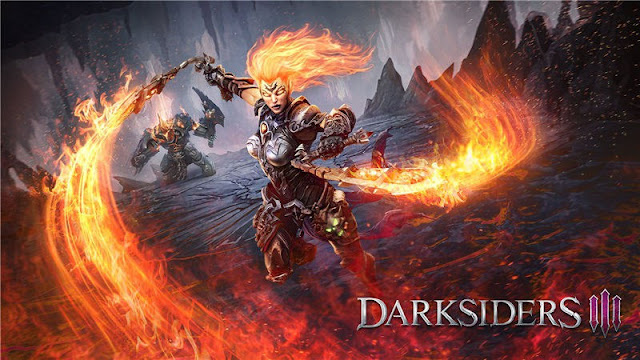 Darksiders III Download Game For Free | Complete Setup For PC | Direct Download Link