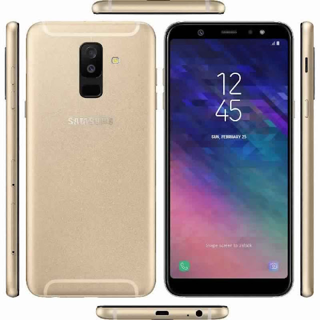 سعر جوال Samsung Galaxy A6 Plus