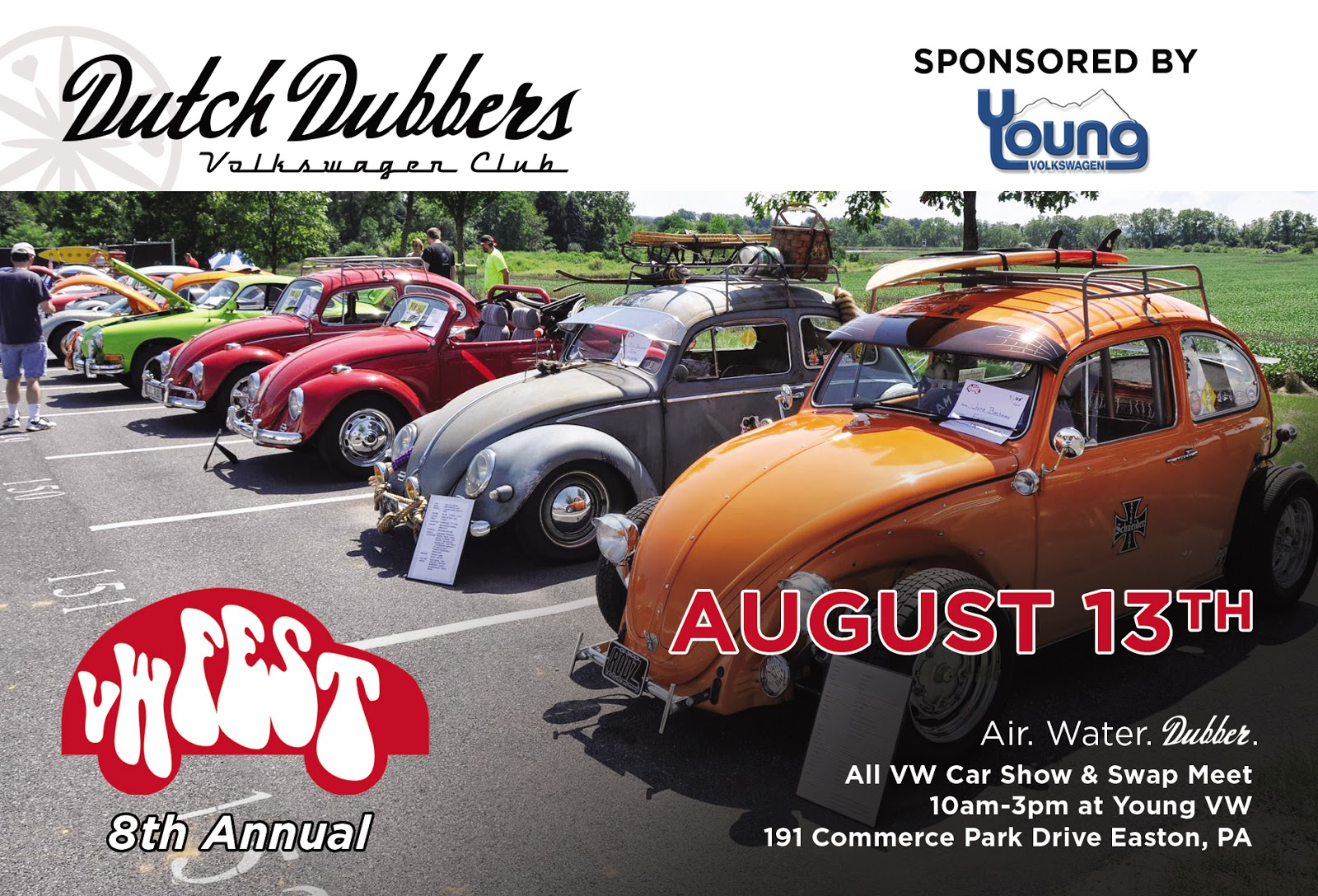Volkswagen Car Club Lehigh Valley PA   Allentown   Bethlehem ...