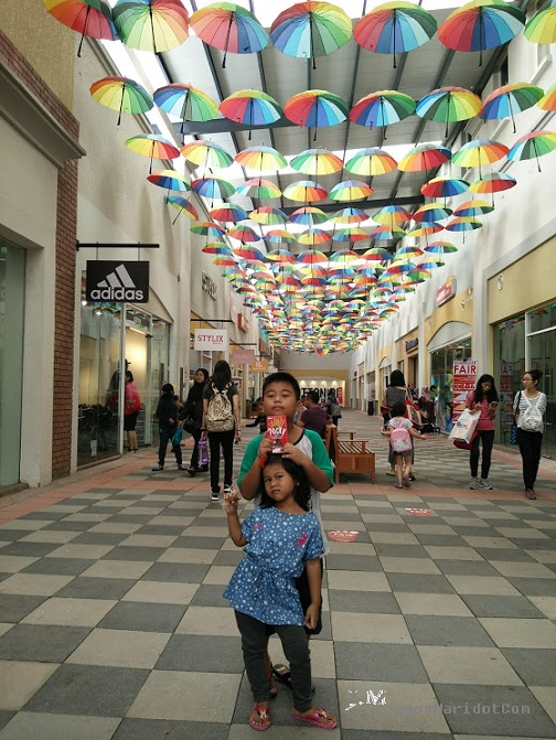 Jalan-jalan Melaka : Freeport AFamosa Outlet