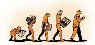 evolusi jurnalistik online