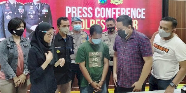 Di Jember, Bapak Kandung Ditangkap Polisi Gara-gara Menculik Anaknya