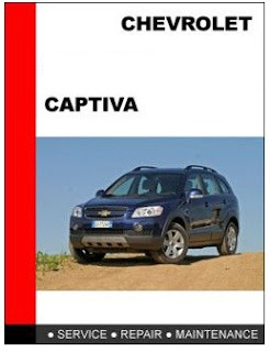 Wiring Diagram Lightning System Chevrolet Captiva C140