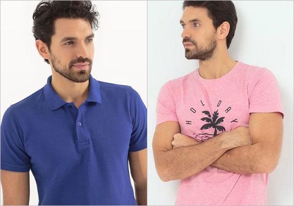 0c2b0d7c467c Εκπτώσεις έως 60% σε ανδρικές μπλούζες σε επώνυμες μάρκες ...