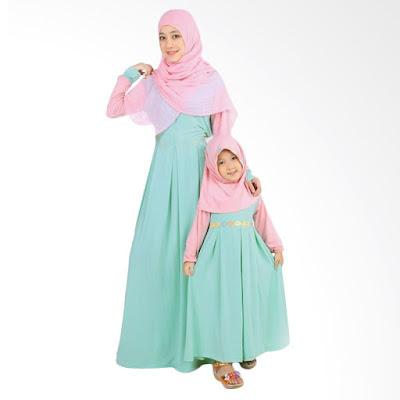 Kriteria Baju Muslim Ibu dan Anak