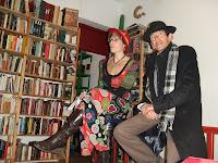 Fernando Mansilla, Gracia Iglesias, Cangrejo Pistolero Ediciones, Arrebato Libros, Poemas para la no posteridad