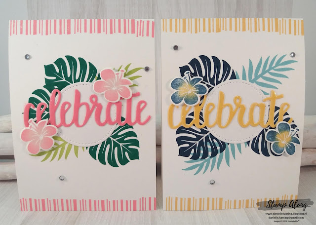 Stampin' Up! Tropical Chic bundle