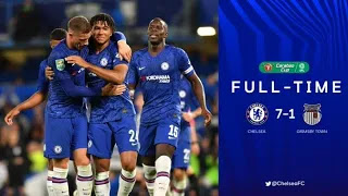 Chelsea vs Grimsby 7-1 All Goals And Match Highlights [MP4 & HD VIDEO]