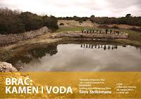 Brač: Kamen i voda, kratki dokumentarni film Šime Strikomana - Gornji Humac slike otok Brač Online
