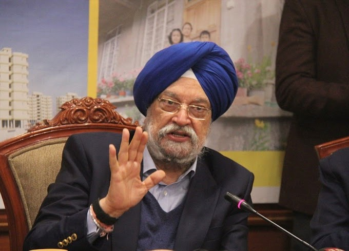 25 Indian cities will have a total metro rail network of 1,700 km by 2025: Hardeep Singh Puri