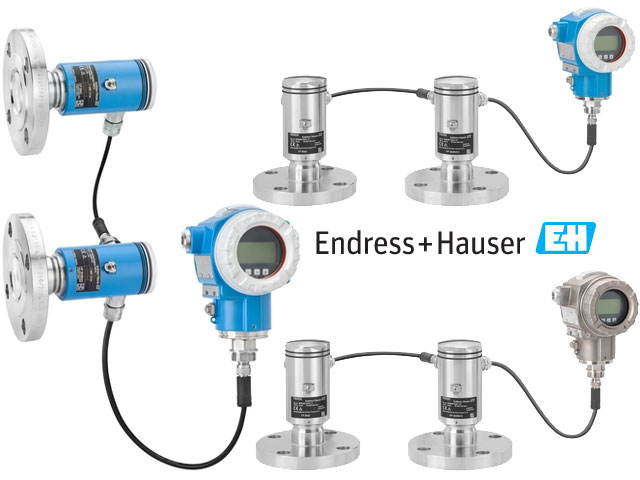 Electronic differential pressure measurement
