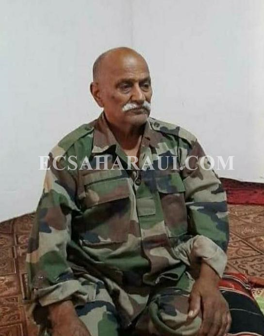 ENTREVISTA | Bandar Nafee, brigadista antiaéreo saharaui que derribó cazas marroquíes en la primera guerra del Sáhara Occidental.