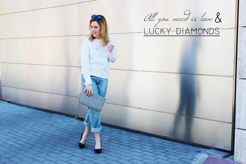 ALL YOU NEED IS LOVE AND LUCKY DIAMONDS