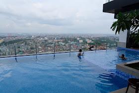Hotel the zuri palembang