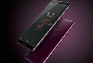 smartphone 5g sony xperia xz4