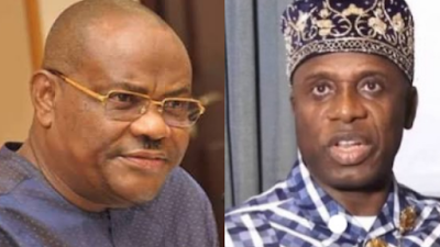 Amaechi To Wike: Leave IPOB, Go After Herdsmen Killing People In Rivers State