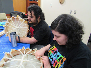 Alaska Native Drum Making Workshop