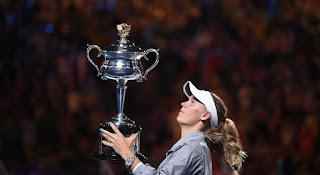 TENIS (Open de Australia 2018) - Caroline Wozniacki consigue su primer y ansiado Grand Slam y retoma el nº 1