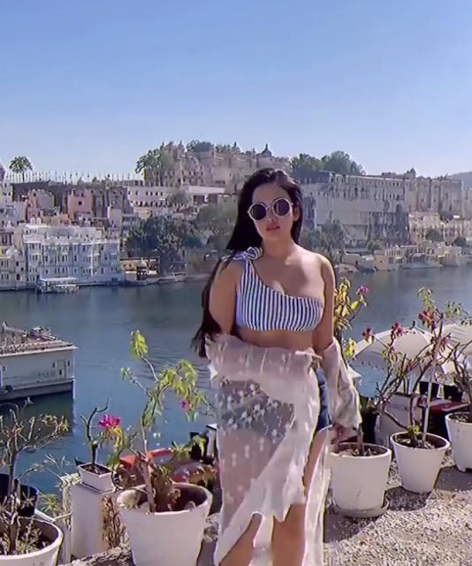 Actress Aditi Budhathoki Hot Pics Actress Trend