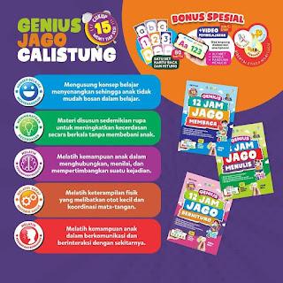Genius 12 jam Jago Calistung